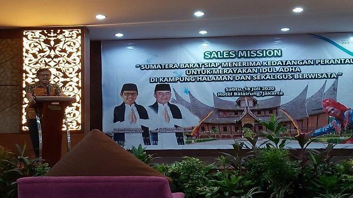 Irwan Prayitno Ajak Perantau Rayakan Idul Adha di Kampung Halaman, Pariwisata Sumbar Semarak Lagi