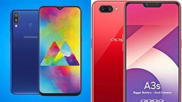 Inilah 5 Ponsel Terlaris di Asia Tenggara, Ada Oppo A5s, Samsung, Redmi dan Vivo