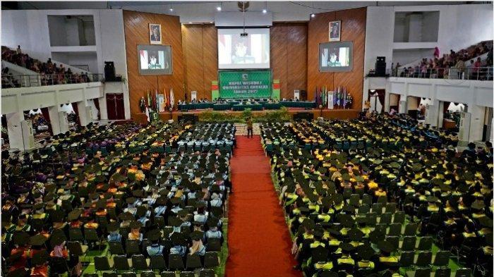 Tafdil Husni Sebut Jumlah Alumni Unand Mencapai 126 Ribu Orang