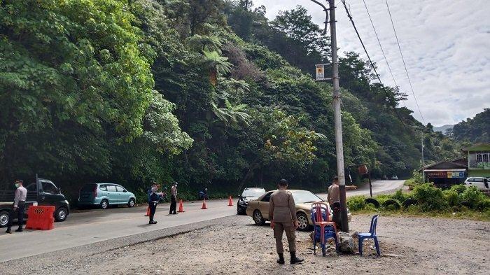 PPKM Darurat di Kota Padang Diperpanjang, Operasional di 6 Pos Penyekatan Berlanjut
