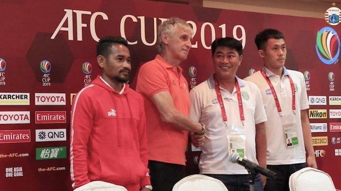 Julio Banuelos Saez Resmi Menjadi Pelatih Persija Jakarta, Gantikan Posisi Ivan Kolev