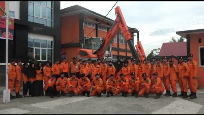 Sambut Natal dan Tahun Baru 2020, Basarnas Padang Siagakan 74 Personel