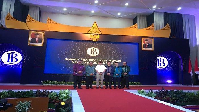 Bank Indonesia Sumatera Barat Adakan Pertemuan Tahunan,Sinergi, Transformasi, dan Inovasi