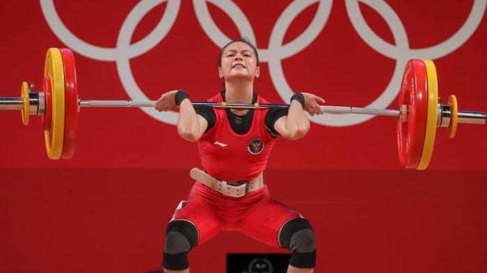 Windy Cantika Berpeluang Ganti Medali Perak, Peraih Emas Hou Zhihui Asal China Mulai Diperiksa