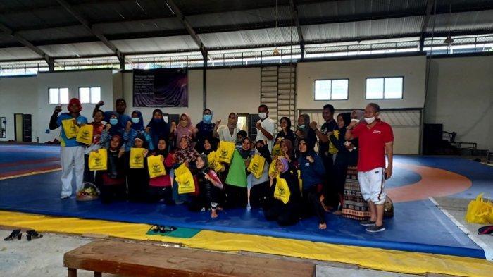 Perwosi Siapkan Bonus untuk Atlet Putri Sumbar yang Sukses Bawa Medali PON Papua 2021