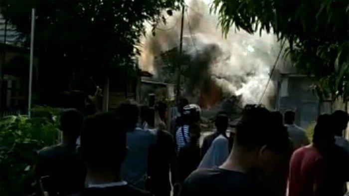 Kecelakaan Pesawat Udara TNI Merupakan yang Kedua Selama Bulan Juni 2020, Sebelumnya di Jawa Tengah