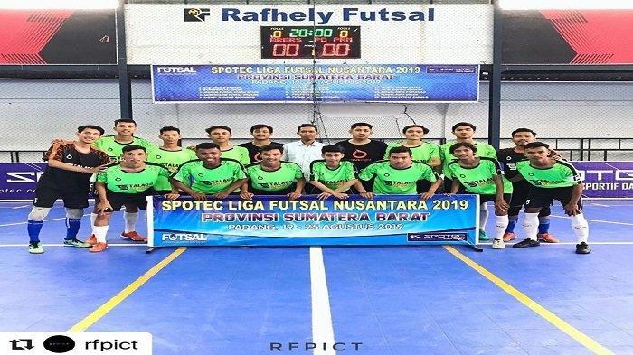 Asosiasi Futsal Provinsi Sumbar akan Gelar Pertemuan untuk Mempersiapkan Liga Nusantara Tahun 2021