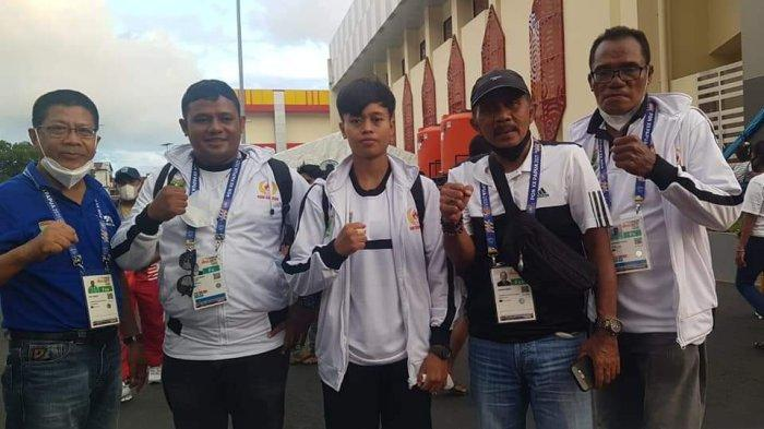 Walau Kirim 1 Petinju Putri, Soleman Yalmav Optimis Sumbar Bisa Tambah Medali di PON Papua 2021