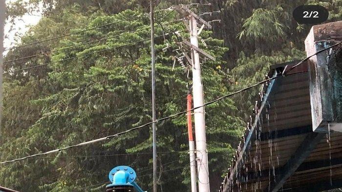 Pompa Air PDAM Padang Dilaporkan Kena Sambaran Petir, Humas: Kondisi Masih dalam Perbaikan