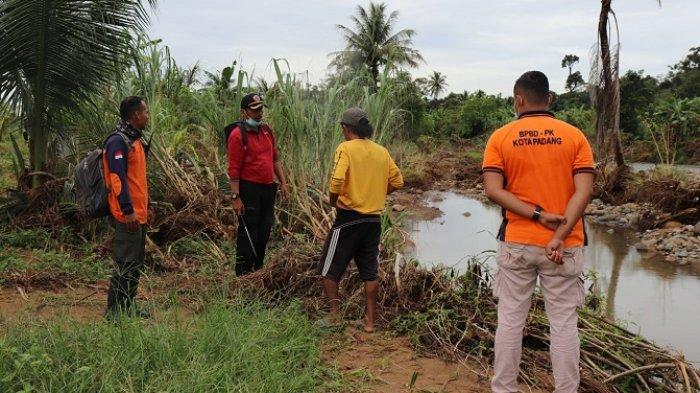 BPBD Padang Turunkan Tim Survei, Telusuri Penyebab Bencana Banjir di Koto Tangah