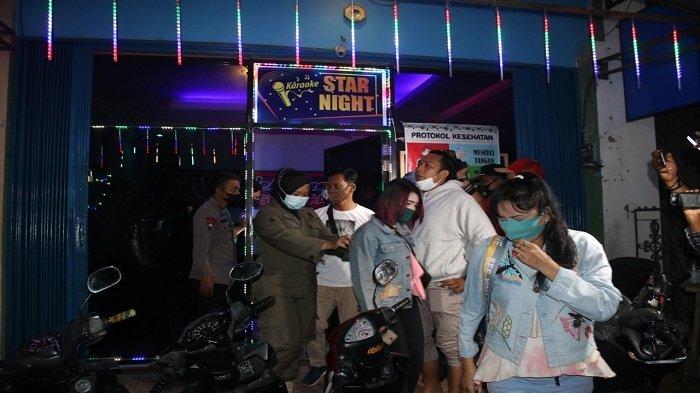 Operasi Yustisi Protokol Kesehatan di Padang Amankan 260 Orang Tidak Menggunakan Masker