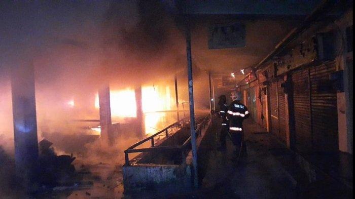 Anggota DPRD Temukan Hal Aneh di Lokasi Kebakaran Padang Teater, Titik Api Terdapat di 3Tempat