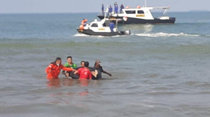Bocah Terseret Ombak Saat Berenang Sepulang Ngaji di Padang Ditemukan Sudah Tak Bernyawa