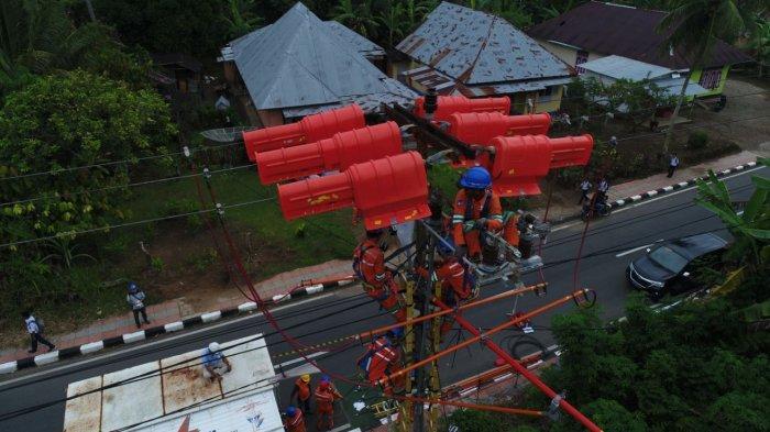Rezeki Listrik Dunsanak Minang, Trik Jitu PLN Sumbar Tekan Saldo Piutang dan Apresiasi Pelanggan