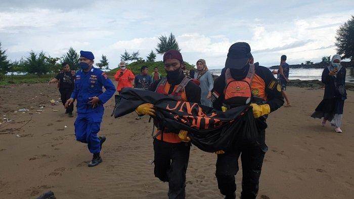 Bocah yang Hilang di Pantai Muaro Pasir Putih Berhasil Ditemukan Petugas, Kondisi Meninggal Dunia