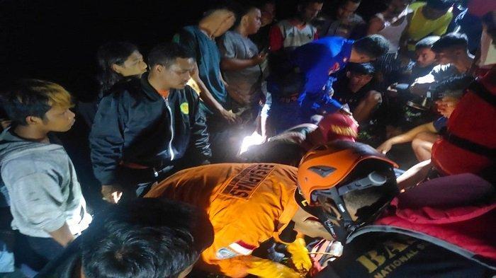 2 Korban Hanyut Terseret Air Bah di Lubuk Hitam Telah Ditemukan, 1 Orang Masih Dalam Pencarian