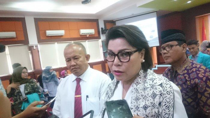 Basaria Panjaitan Bicara Caleg Eks Koruptor di Padang: Perusahaan Saja Tak Mau Terima, Apalagi. . .