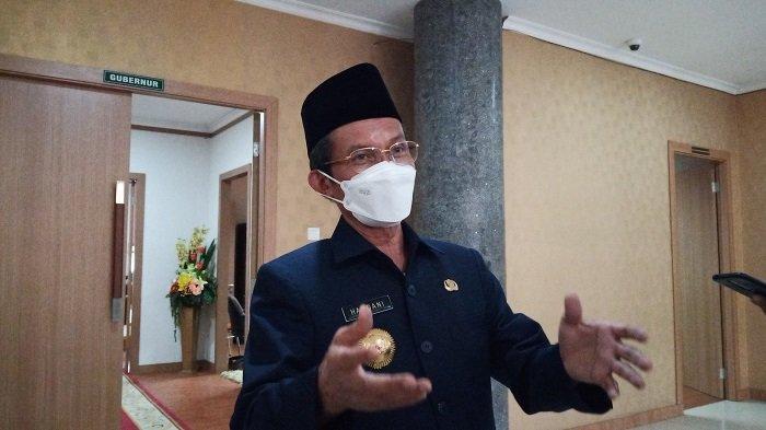 Pj Gubernur Minta Menteri Bappenas Beri Perhatian Terhadap Usulan 9 Proyek Strategis Nasional