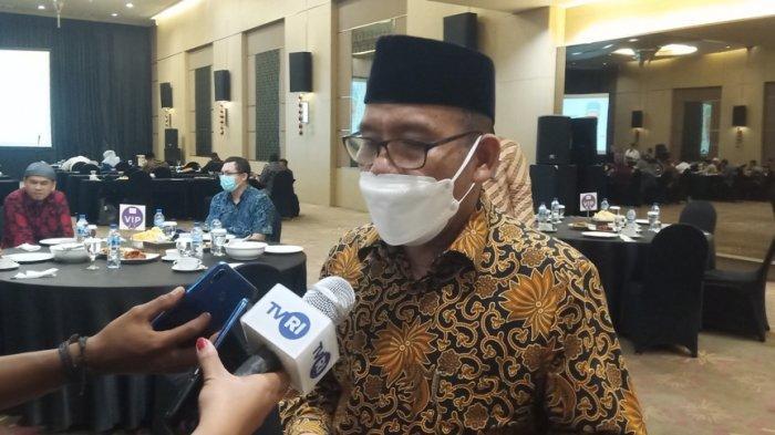 Plt Kepala Kanwil Kemenag Sumbar Syamsuir ditemui, Selasa (13/10/2021)