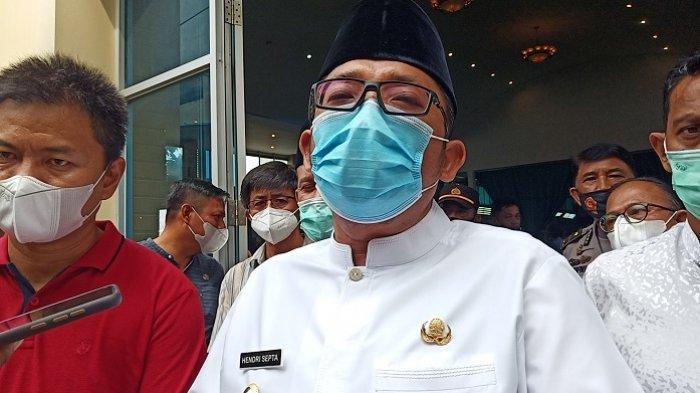 Hendri Septa Dilantik Jadi Wali Kota Padang 25 April 2021, Gubernur Mahyeldi Singgung Soal Wakil