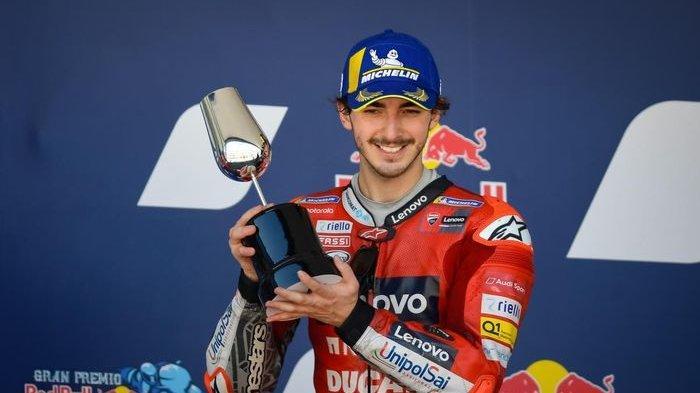UPDATE MotoGP Spanyol 2021 - Francesco Bagnaia: Saya Berpikir untuk Meningkatkan Performa Motor