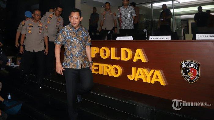 Listyo Sigit Prabowo Bakal Jadi Kapolri Termuda, Karir Cemerlang Mantan Ajudan Presiden Jokowi