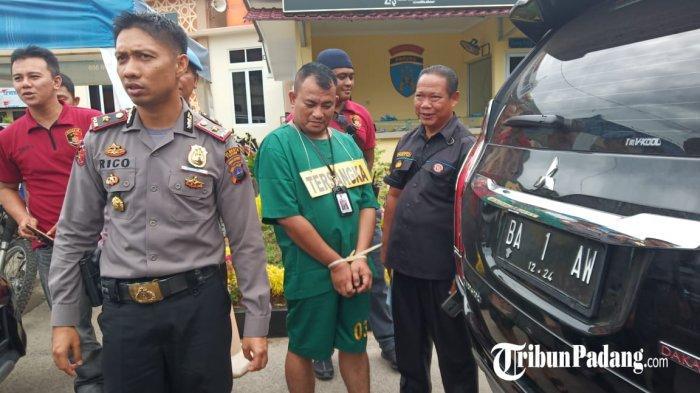 Dua Pencuri Nekat Embat HP Milik Pasien di Rumah Sakit Swasta di Kota Padang