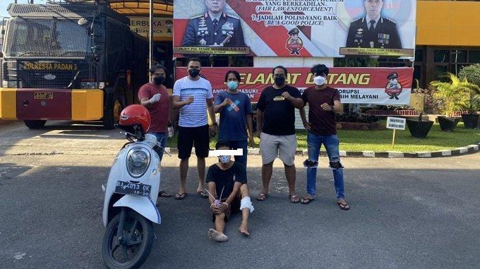 Mencuri AC Kantor dan Perumahan di Padang, Tukang Ojek Dihadiahi Timah Panas oleh Tim Klewang