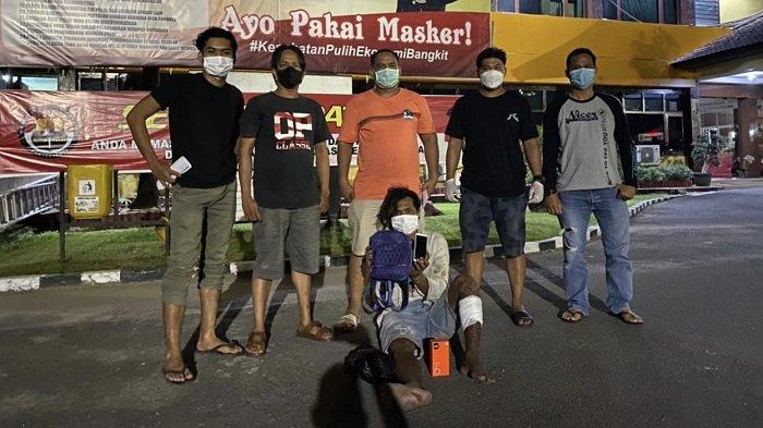 9 Kali Mencopet di Pasar Raya Padang, Dedi Amo Ditembak Polisi karena Melawan saat Ditangkap