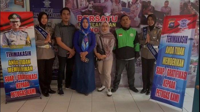 Lengkapi Surat-surat Berkendara Urus SIM di Polresta Padang Tidak Butuh Waktu Lama