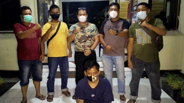 Rambo Ditangkap Polisi gara-gara Curi Ban Truk di Padang, Sempat Kabur ke Pesisir Selatan