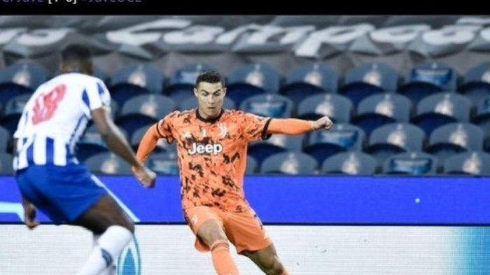 Rekor Tak Terkalahkan Juventus terhadap Porto Dipatahkan Gol Mehdi Taremi dan Moussa Marega