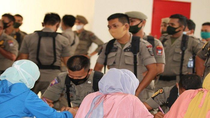BNN Kota Padang Lakukan Tes Urine ASN Termasuk Personel Satpol PP, Hasil Tes Dirahasiakan
