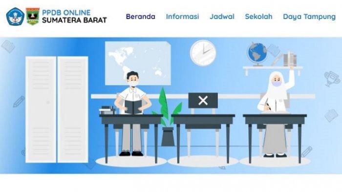 Uji Coba PPDB Online SMA/SMK Sumbar Digelar 3-5 Mei 2021, Klik Link ppdb.sumbarprov.go.id