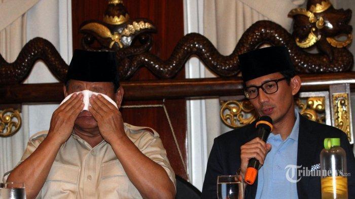 Seluruh Gugatan Prabowo-Sandi Ditolak MK, Mahkamah Internasional Langkah Hukum Selanjutnya?