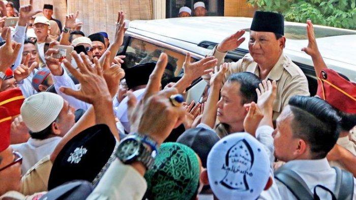 Kampanye di Padang Inilah Rute yang akan Dilewati Prabowo Subianto dari Bandara hingga Pantai Padang