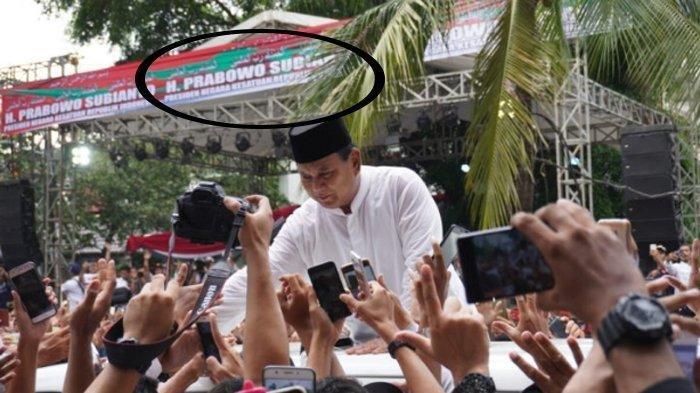 5 Fakta Acara Syukuran Prabowo di Kediamannya, Tanpa Sandiaga hingga Spanduk Presiden NKRI