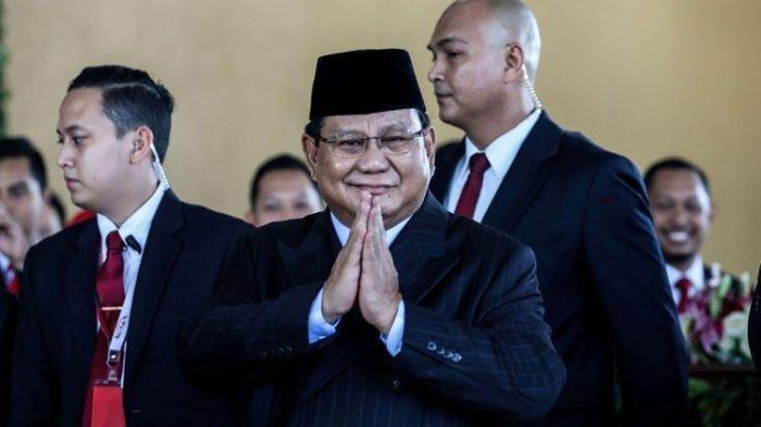 Terkait Prabowo Maju Pilpres 2024, Sekjen Gerindra, Ahmad Muzani Sebut Begitu Masifnya Permintaan