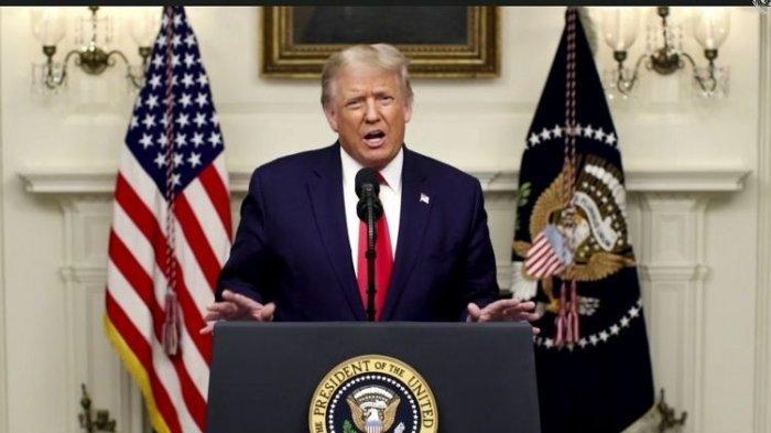 Presiden Donald Trump Dinyatakan Sembuh, Dokter: Tidak Bisa Tularkan Covid-19