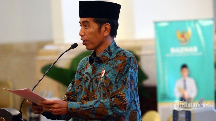 Jokowi Minta Masukan yang Harus Dikerjakan Saat Hadiri Halal Bihalal Bersama Aktivis 98
