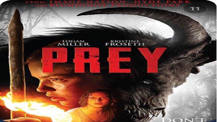 Diskon 50 Persen TIX ID Pembelian Tiket Kedua dengan Judul Film Prey