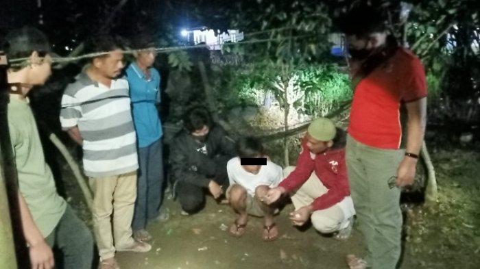 Pengedar Narkoba Tak Berkutik saat Ditangkap Polres Pasaman Barat, 2 Bungkus Ganja Diamankan