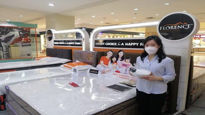 Promo Besar oleh Sinar Agung Furniture, Harga Spring Bed Full Set DISCOUNT UP TO 60%