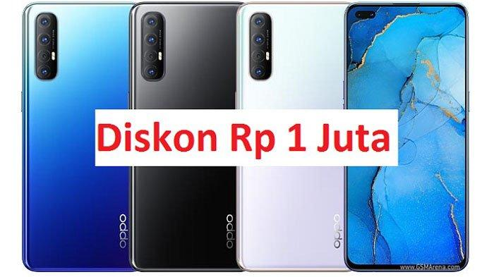 Jelang Lebaran, Promo Diskon Harga HP Oppo hingga 1 Juta, Ada Oppo A12, Oppo A31 hingga Oppo Reno3