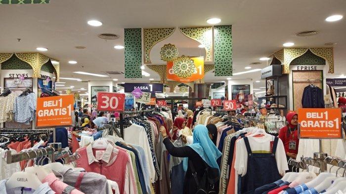 PROMO LEBARAN: Midnight Sale hingga Bazar Clearance Saledi Matahari Basko Grand Mall Padang