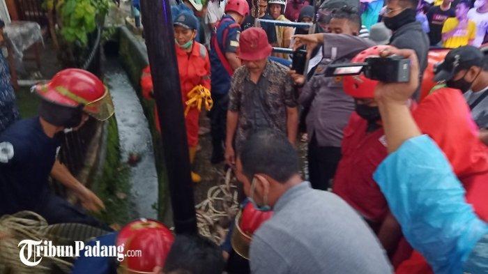Pria Tewas Tersengat Listrik Papan Reklame di Padang, Evakuasi Berlangsung 1 Jam Lebih