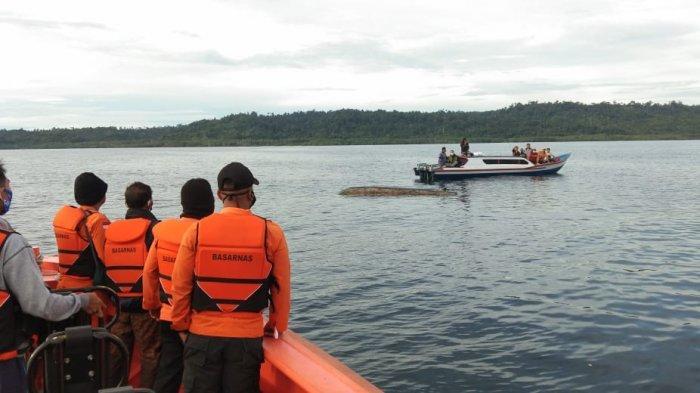 Pencarian Nelayan yang Hilang di Muara Sungai Pesisir Selatan Dilanjutkan, Petugas Gabungan Turun