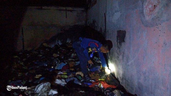 POPULER PADANG - Panti Asuhan Anak Mentawai Terbakar  Motor Mahasiswi Dicuri, Terekam CCTV