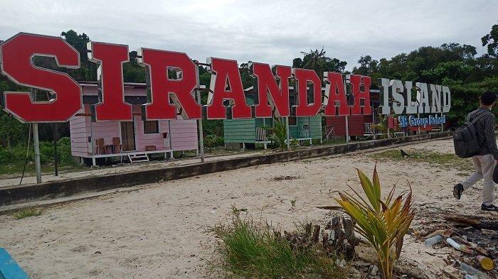 Berwisata di Pulau Sirandah, Nikmati Pantai Berpasir Putih Sambil Berjalan Kaki