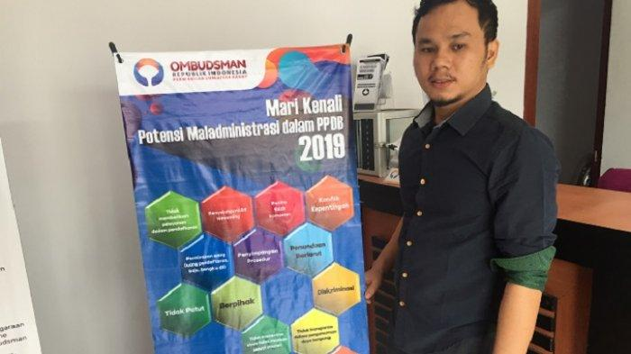 Ombudsman RI Perwakilan Sumbar Buka Pengaduan PPDB Lewat Telepon dan WA 0811-665-6137